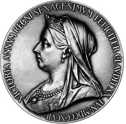 View Victoria Medal